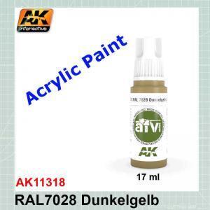 Dunkelgelb RAL7028 - AFV AK11318