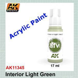 APC Interior Light Green - AFV AK11345