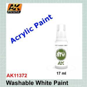 Washable White Paint - AFV AK11372