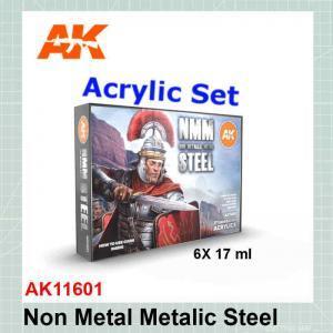 NMM Non Metallic Metal Steel Set AK11601