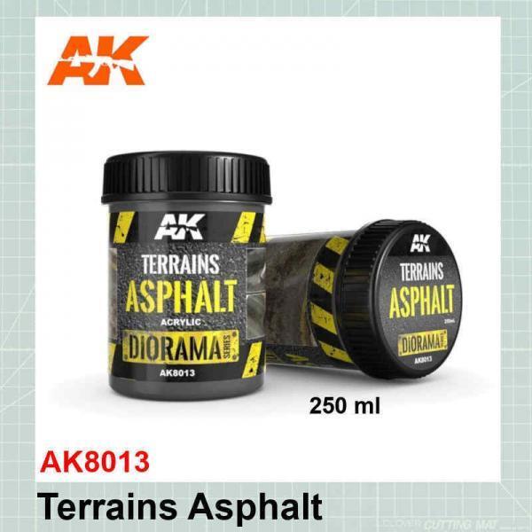 Terrains Asphalt AK8013