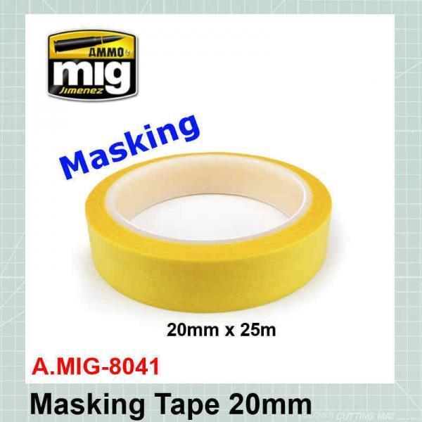 Masking Tape 20mm AMIG-80411