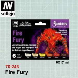 Fire Fury 70.243