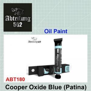Cooper Oxide Blue (Patina) ABT-180