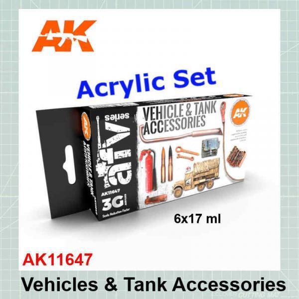 Vehicles & Tank Accessories AK11647