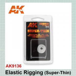 Elastic Rigging (Super-Thin) AK9136